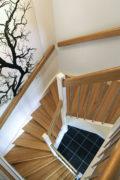 Snickarlaget modern trappa