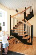 Snickarlaget, trappa